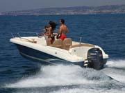 noleggio barche Scafo open Saint Quay Portrieux