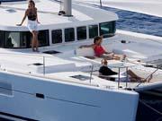 noleggio catamarani Multiscafo