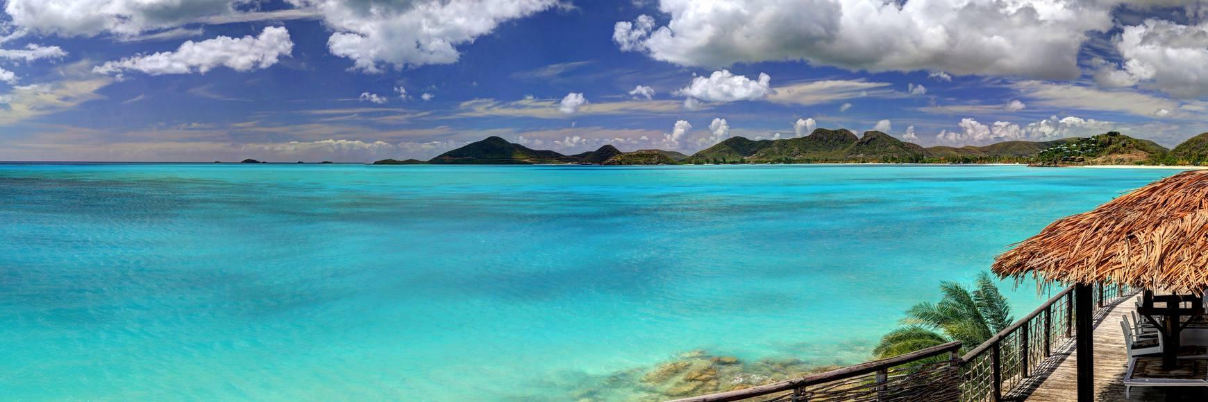 Location voilier Antigua