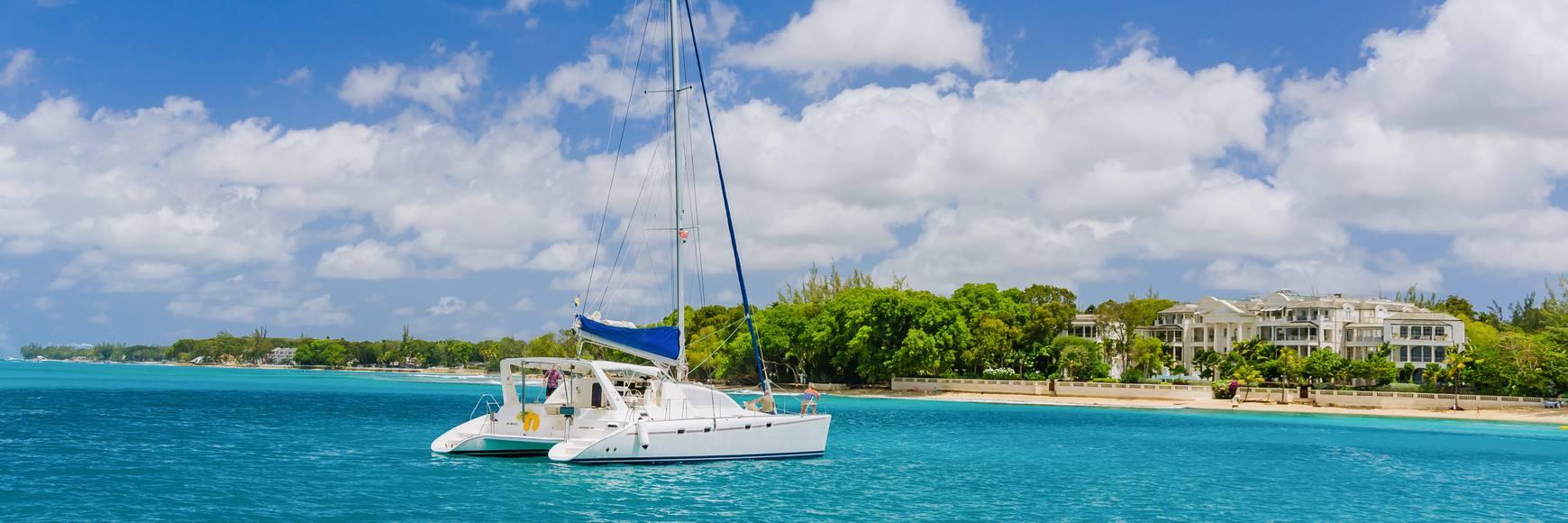 noleggio barca a vela Barbados