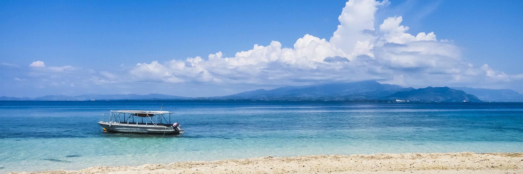 Location catamaran Fidji