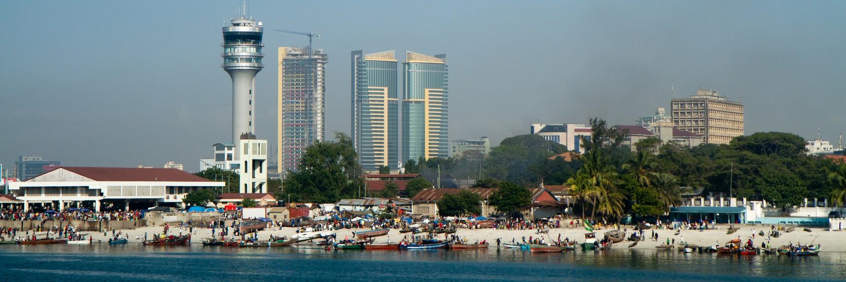 Location bateau moteur Tanzanie