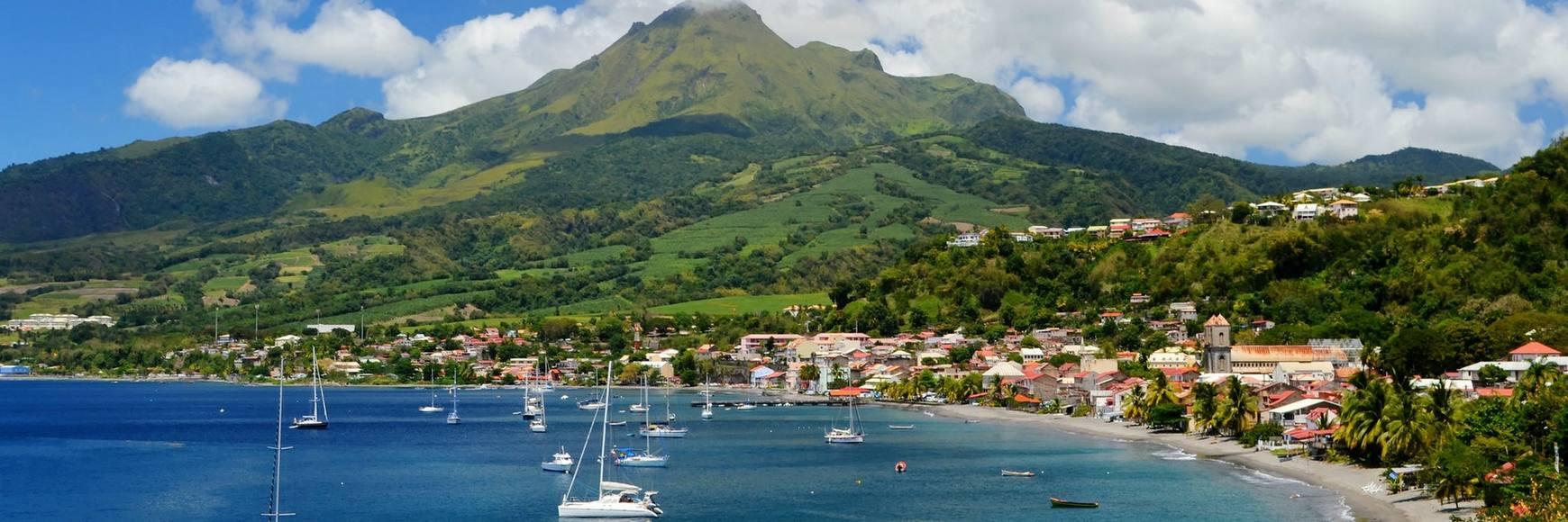 Location bateau Martinique