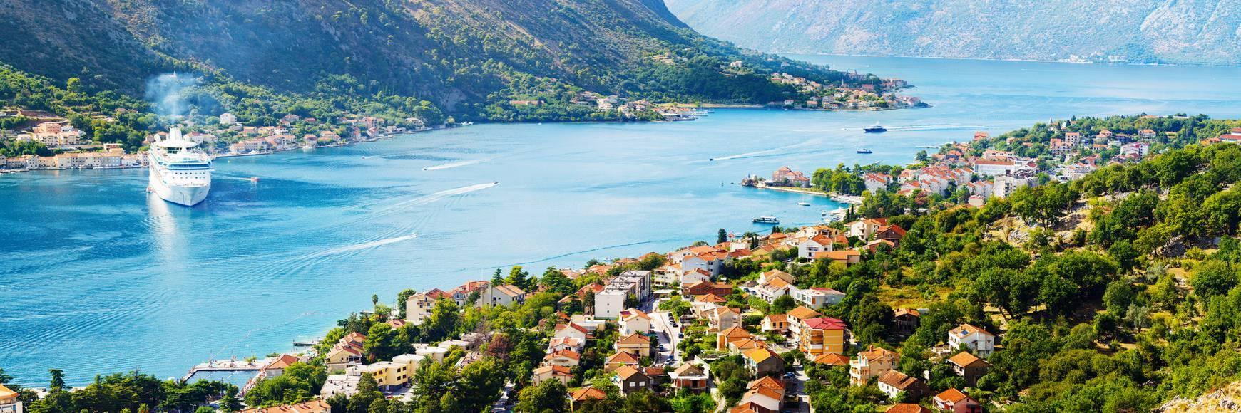 catamaran charter Montenegro