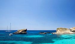 noleggio barca a vela Malta