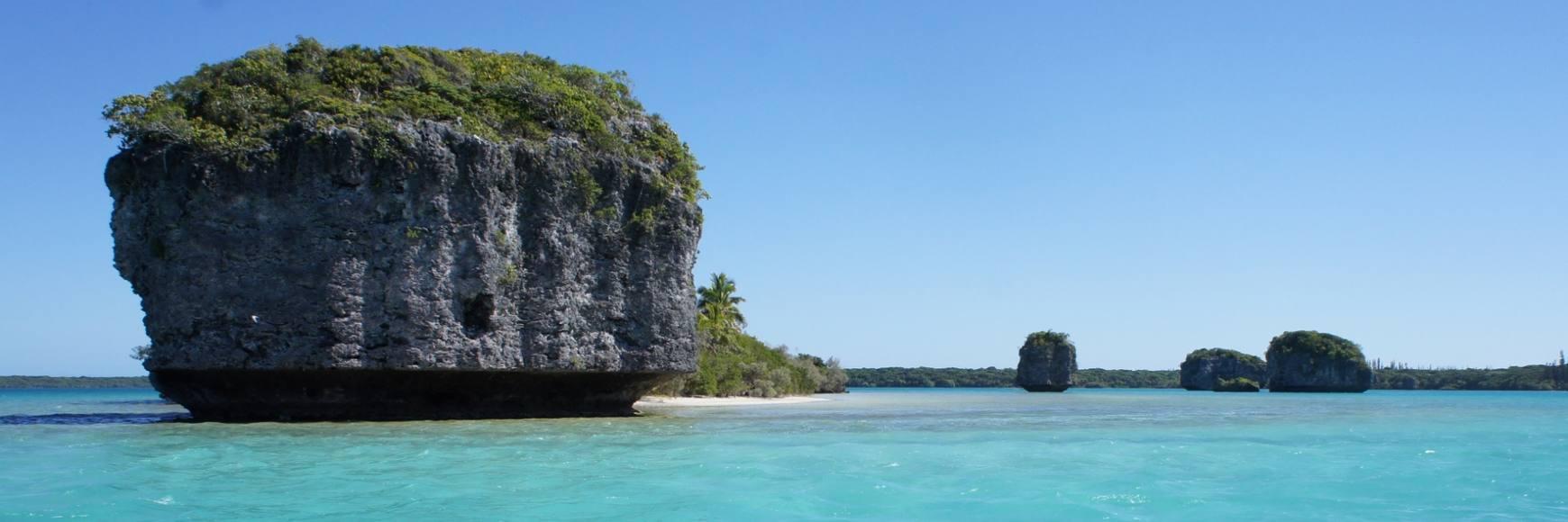 catamaran charter New Caledonia