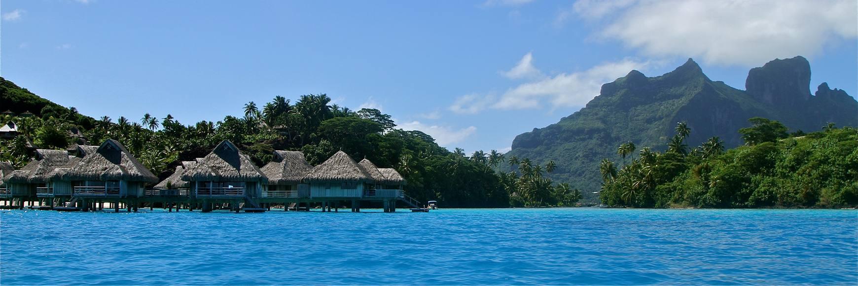 Location bateau moteur Polynésie Française