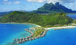 noleggio barca a vela Polinesia