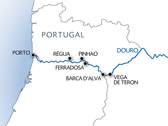 Portugal Rio Douro