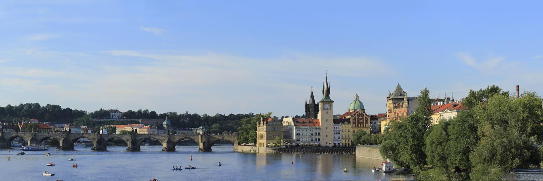 Location bateau moteur République Tchèque