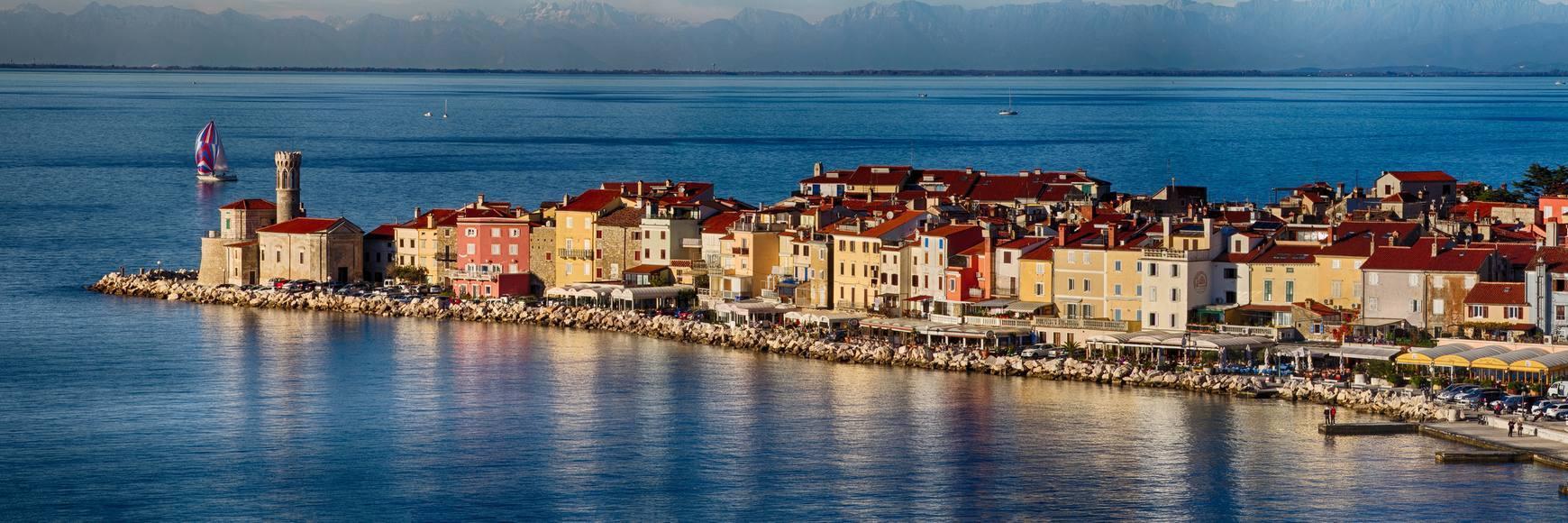 yacht charter Slovenia