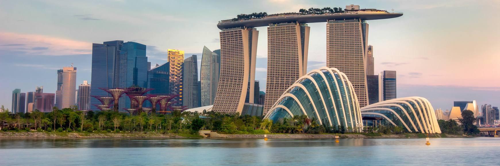 noleggio barca a vela Singapore