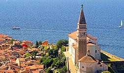 noleggio barca a vela Slovenia