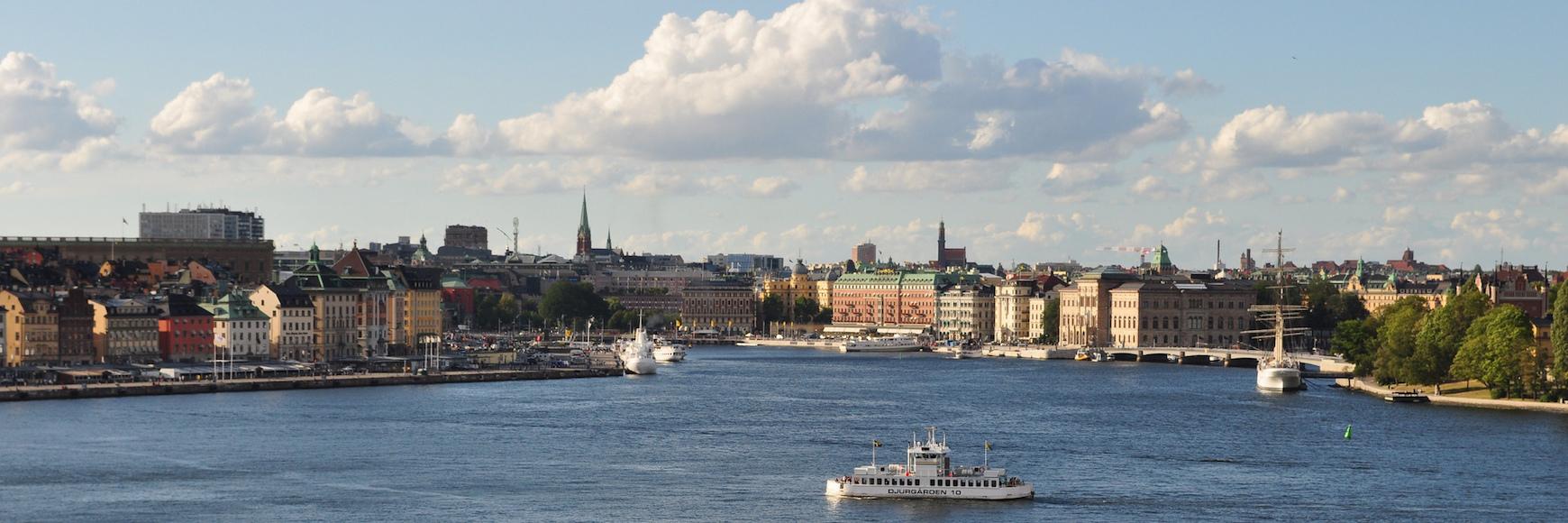 Location catamaran Suède