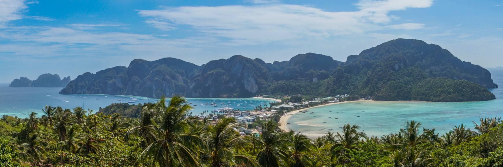 noleggio barca a vela Tailandia