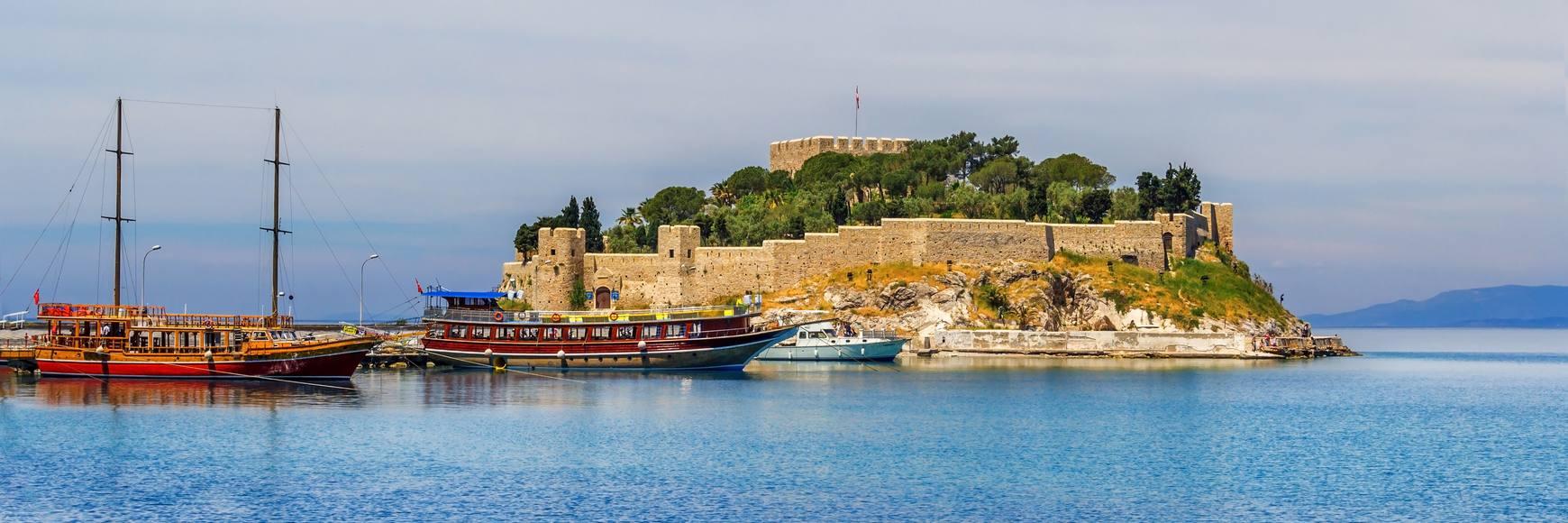 Location catamaran Turquie