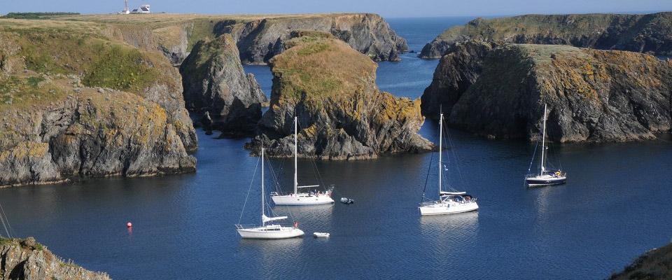Location catamaran France Atlantique La Trinité sur Mer