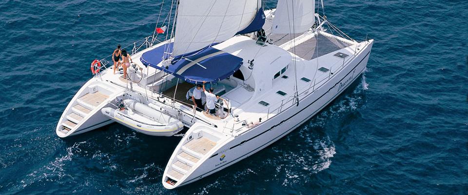 noleggio barche Guadalupa