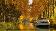 Canal du Midi - Camargue