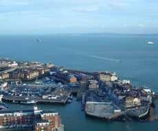 location bateau Die Themse