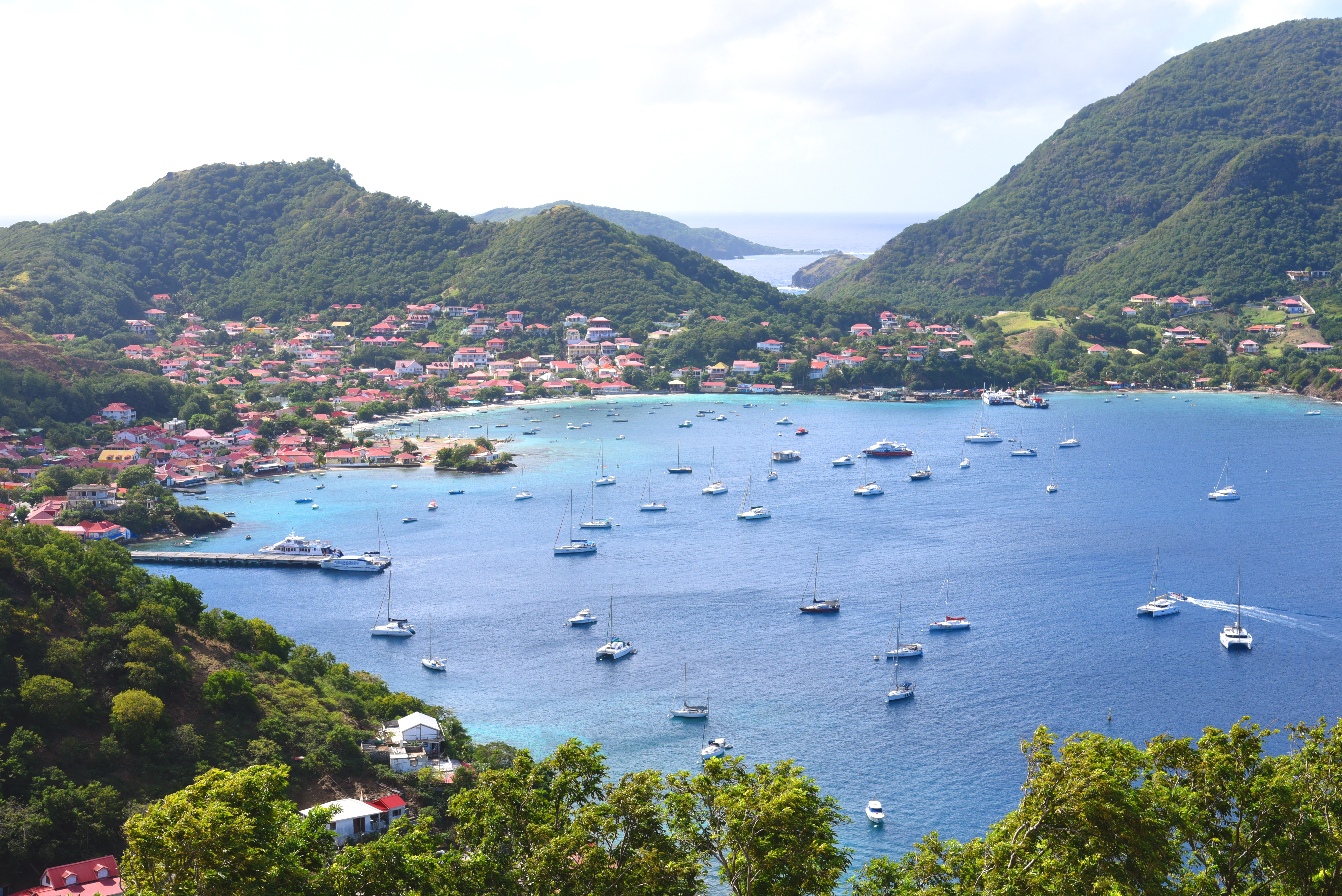 Archipel des Saintes, Guadeloupe