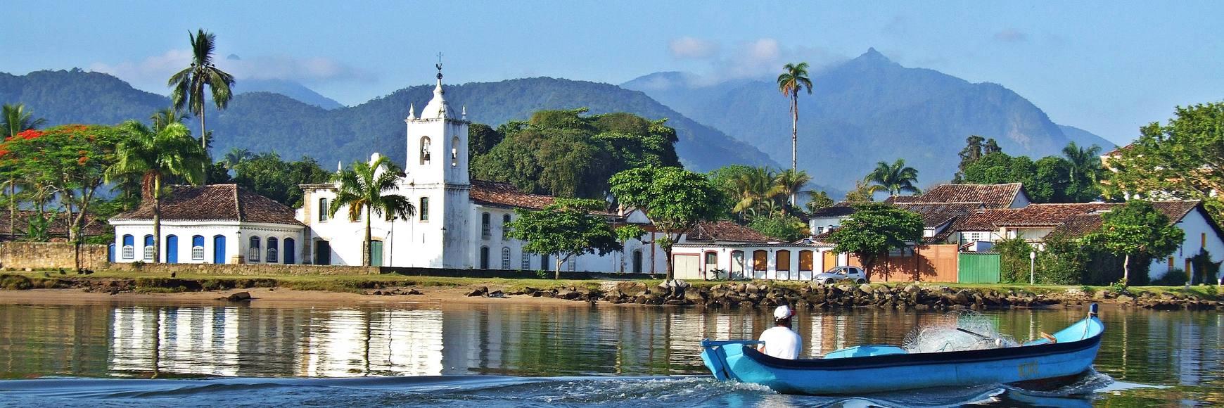 sailboat charter Brazil