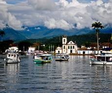 location bateau Colombia