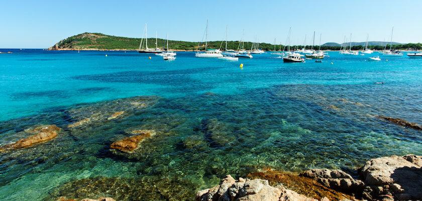Baie de Rondinara, Corse