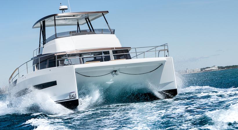 Catamaran à moteur Bali 4.3 MY – Catana