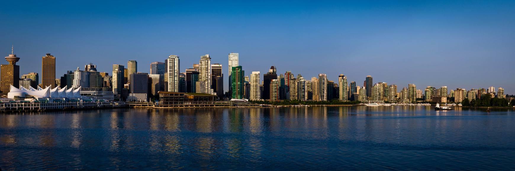 location bateau Zona di Vancouver