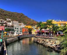 location bateau  Gran Canaria
