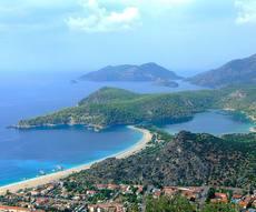 location bateau Turchia - Fethiye