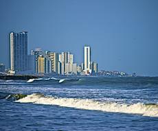 location bateau Panama