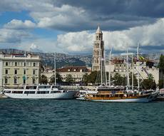 location bateau Center Croatia