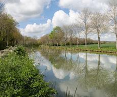 location bateau Canal du Nivernais