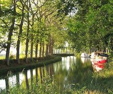 location bateau Canal de Bourgogne