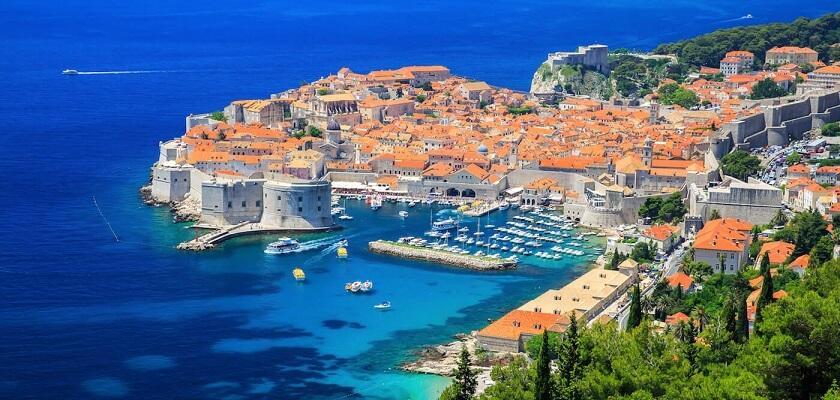 Dubrovnik città vecchia