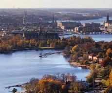 location bateau Suède