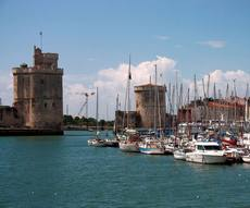 location bateau La Rochelle