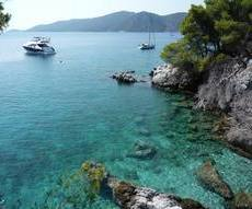 location bateau Sporades islands and around