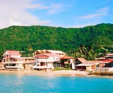 location bateau Guadalupa