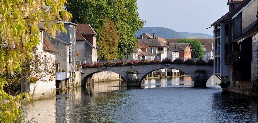 Grand Pont Ornans