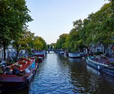 location bateau Amsterdam