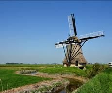 location bateau Friesland