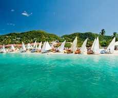 location bateau Seychellischen