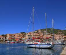 location bateau Sardinia
