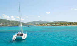 Location catamaran Ile Maurice