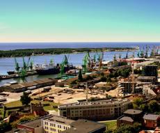 location bateau Polonia