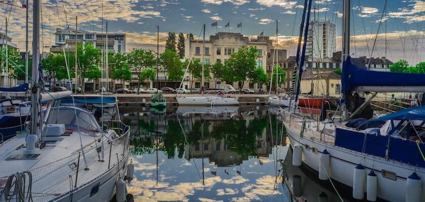 Lorient, Quai des Indes