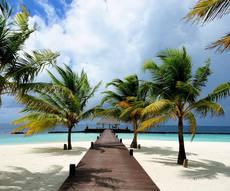 location bateau Maldives